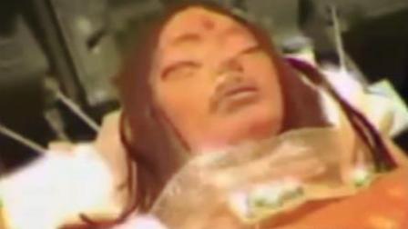 月球发现神秘三眼女尸?长相诡异眼中流黄油
