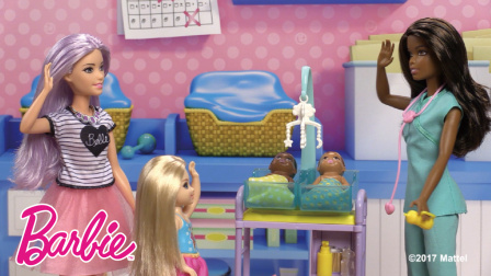 芭比之百樣人生 小凱莉學護理