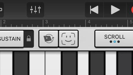 iPhoneX新技能: 用表情控制音效