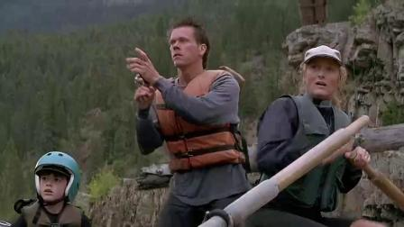 狂野之河 儿子划船 斯特里普拾枪救丈夫