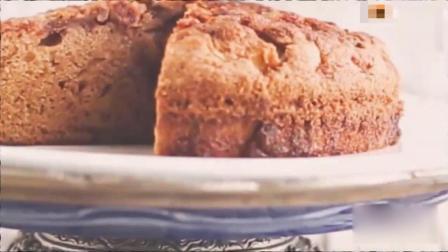 简单的苹果肉桂蛋糕食谱, 超好吃, 赶紧在家试试