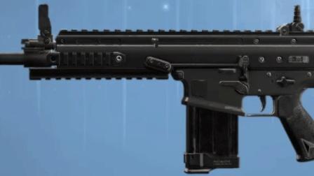 [游铭霖]使命召唤OL-MK17体验服枪械评测
