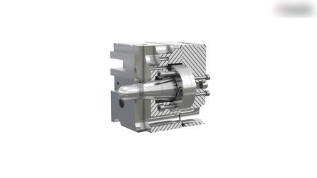 注塑模具冲击芯的机械构造
