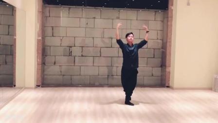 刘德智老师舞蹈《沂蒙颂》展示, 男老师也可以这么柔美!