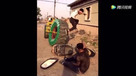农村搞笑视频, 每日一笑, 真的太逗了!