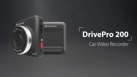 高画质行车记录仪 - DrivePro 200「创客前线」