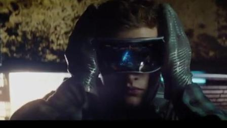 斯皮尔伯格VR科幻电影《头号玩家》讲述平行世界的故事