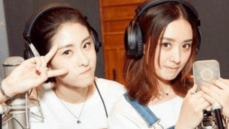 赵丽颖和张碧晨合唱《楚乔传》主题曲, 虽然张碧晨唱功好, 但是我更喜欢颖宝唱的
