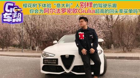 你会为阿尔法罗密欧Giulia超高的回头率买单吗?