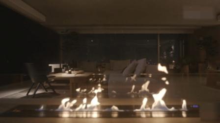 上海, 1600万江景豪宅, 光装修就花了500万, 一块玻璃就值一套房