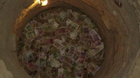 80年代甘肃最大发现: 千年古墓挖出一口井, 原来聚宝盆真的存在