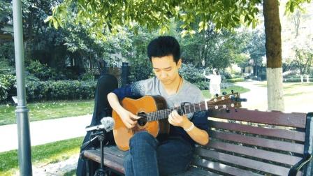 【琴侣】吉他指弹《我心永恒》