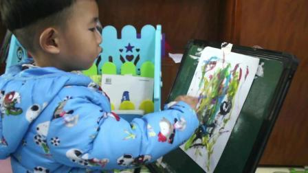 2-3岁宝宝艺术启蒙、专注力培养