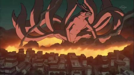 火影忍者: 正面抗下尾兽玉, 此人是除千手柱间外第二人