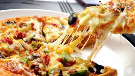 在家用平底锅就能做出美味披萨, 不用烤箱, 方法简单, 经济实惠