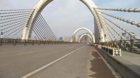 九江市八里湖大桥视频