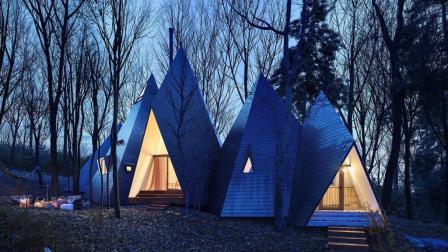 《日本那须帐篷式建筑》场景制作流程中文图文教程