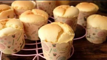 小蛋糕怎么做好吃, 教你一招, 低糖少油, 营养美味, 简单好学
