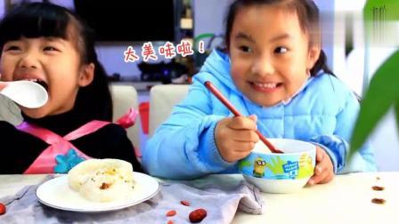 宝妈享食记鲜奶和雪梨加红枣慢炖, 炖出一锅治愈系美味