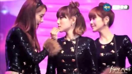 林允儿和金泰妍关系超好! 有爱的瞬间, 娱乐圈存在真友情!