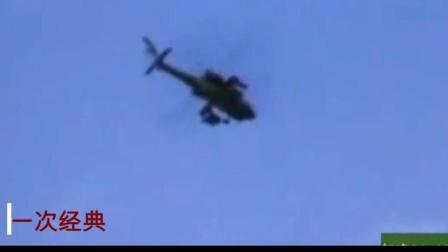 美国阿帕奇武装直升机的成名史