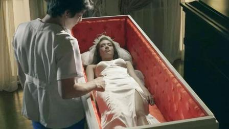 守灵人竟喜欢上了刚去世的新娘, 小伙胆子挺大!