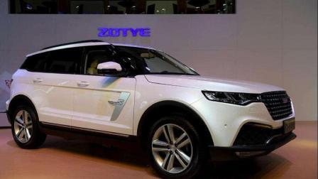 纯电动车SUV众泰T300 EV强势来袭, 有望4月上市, 补贴后仅售10万
