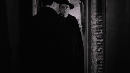 罗马不设防 神父当送信人 接头交换信息