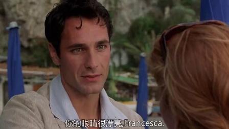 托斯卡纳艳阳下 戴安琳恩坠爱河 拥吻帅哥激情云雨