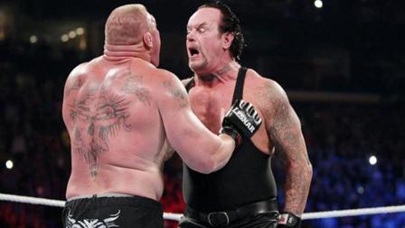 WWE最强地狱魔王送葬者, 一个令人发狂, 且20年从不说话的战士!