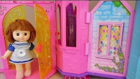 0382 - 婴儿娃娃和公主屋玩具娃娃娃玩