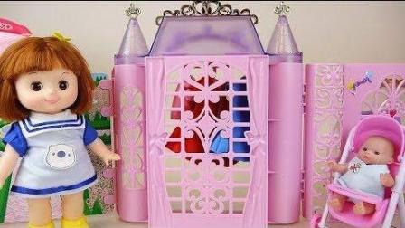 0390 - 婴儿娃娃屋洗衣玩具娃娃玩具娃娃玩