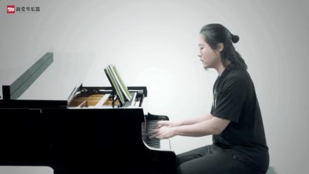 新爱琴流行钢琴公益课 第一季 奥斯卡最佳原创歌曲《City of Stars》爱乐之城!