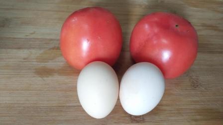 美食食谱: 西红柿鸡蛋火腿面! 做法简单又营养, 家里人都爱吃!