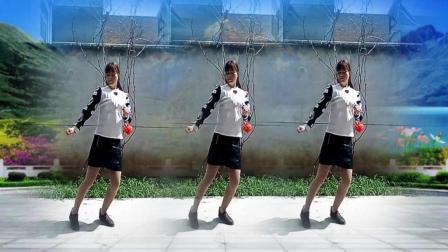 简单鬼步舞: 《花桥流水》