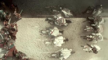 骑士陨落混剪: 最后的圣殿骑士团