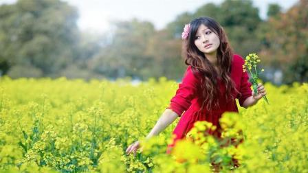 《心花开在草原上》: 吉娜演唱