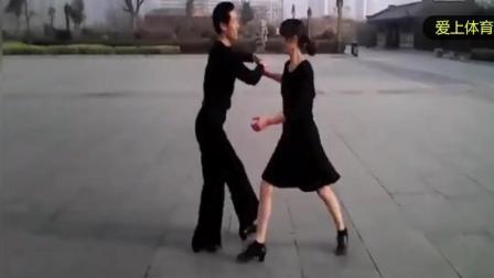 吉特巴 舞蹈欣赏《情为何物》