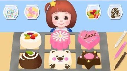 0399 - Baby Doli巧克力烹饪玩法和娃娃玩具玩法