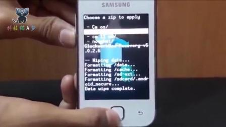给三星手机刷入IOS系统后 感觉一点也不违和 你的安卓手机值得拥有
