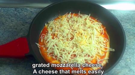 没有烤箱也能制作美味可口的披萨