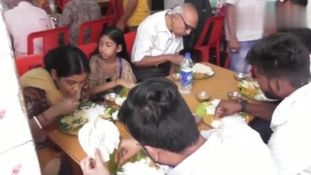 这才是印度真实的小饭店, 看看他们平时都吃些什么?