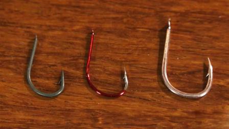 《听李说渔2》第14集 多样的鱼钩如何选择