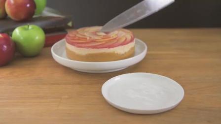 苹果慕斯蛋糕 清香诱人