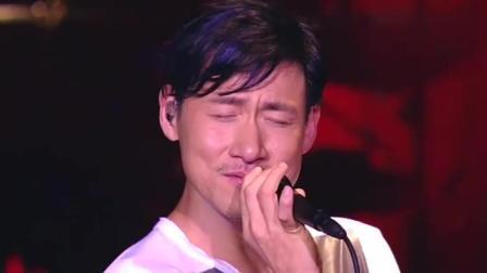 张学友现场版《李香兰》, 旧歌新唱, 秋意浓粤语版