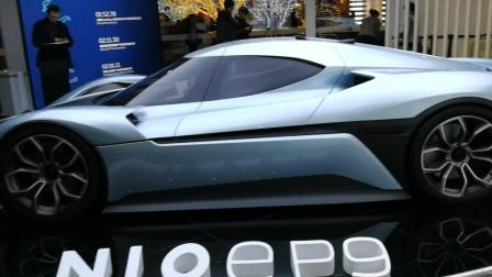 蔚来已来, NIO EP9超级电动跑车
