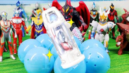 木东说 2017 奥特曼玩具,奥特曼胶囊扭蛋之帕瓦特奥特曼