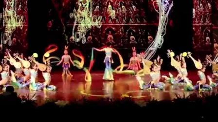 中国舞《盛世敦煌》, 我很喜欢的一个舞蹈作品, 民族的才是世界的