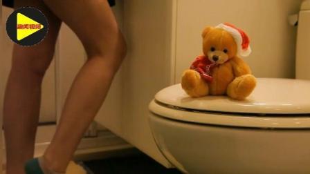 外国女孩在中国寂寞的时候会做什么呢? 来看看吧