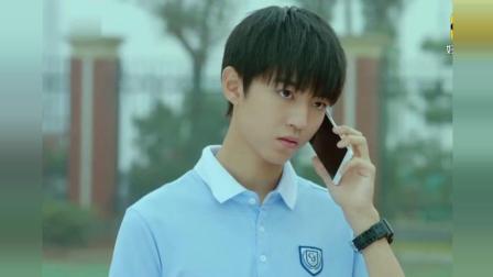 全班被罚跑步, 家长纷纷跑来安慰, 王俊凯一个电话彰显霸气!